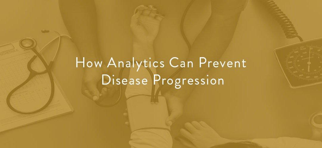 How analytics can prevent disease progression